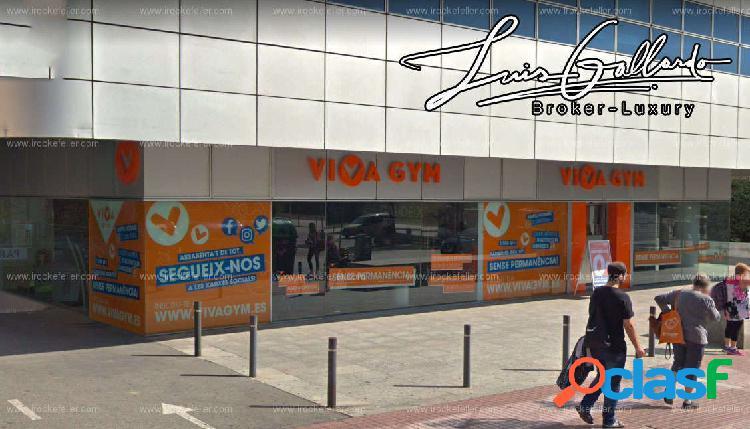 Venta local comercial - sabadell, barcelona [218885/local rentabilidad]