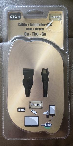 Cable/adaptador otg