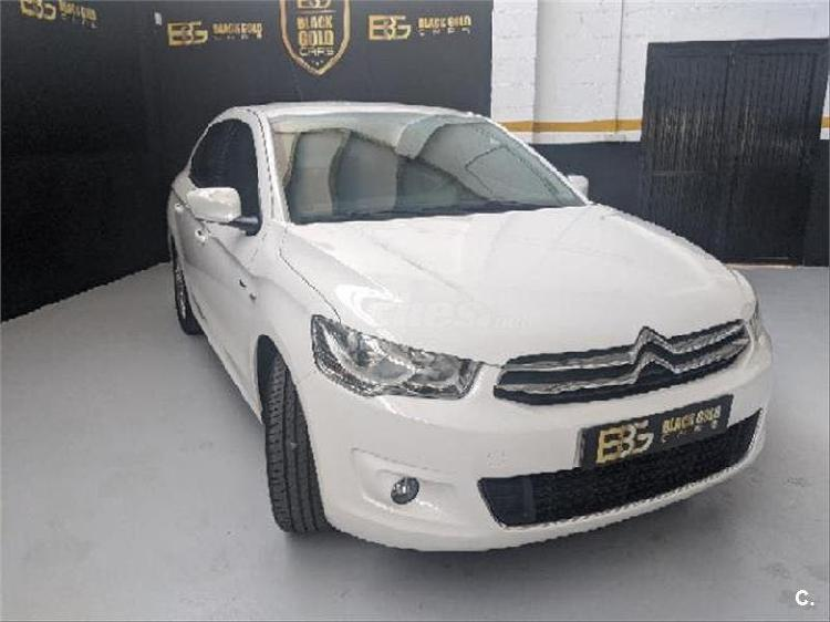 Citroen celysee hdi 90cv exclusive 4p.