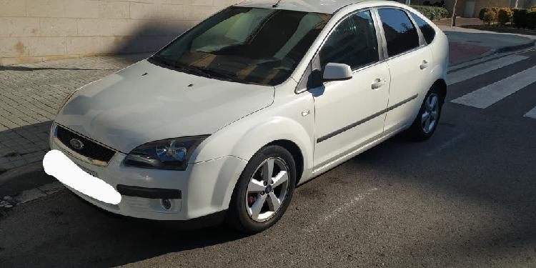 Ford focus tdci 1.6 109cv 2005 (no zbe)