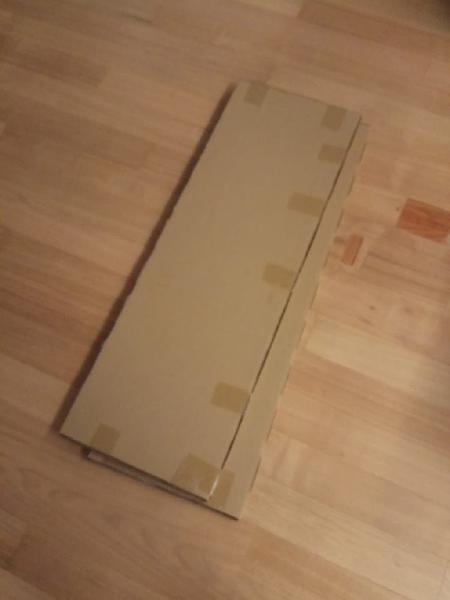 Gratis: 6cristales 96x32cm para estantería vittsjö
