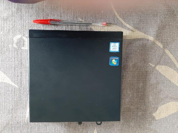 Hp elitedesk 800 g2 mini i5-6500t
