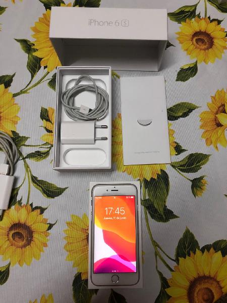 Iphone 6s 16gb silver libre