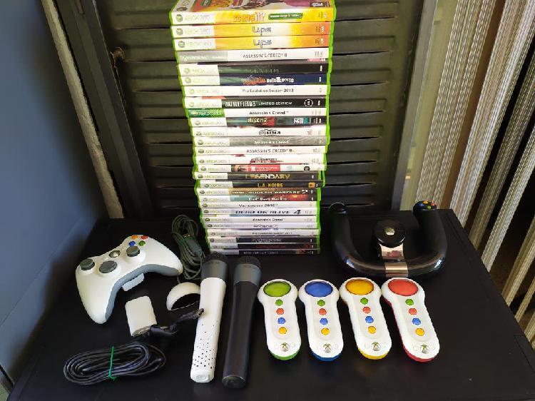 Juegos y accesorios xbox 360