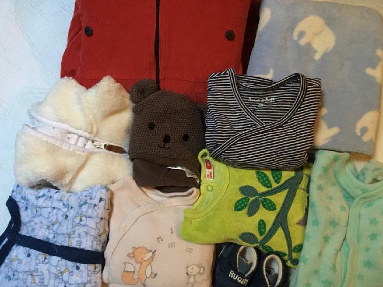 Lote ropa bebé #1