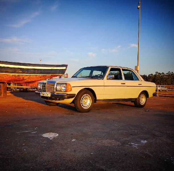 Mercedes-benz 300d 1978