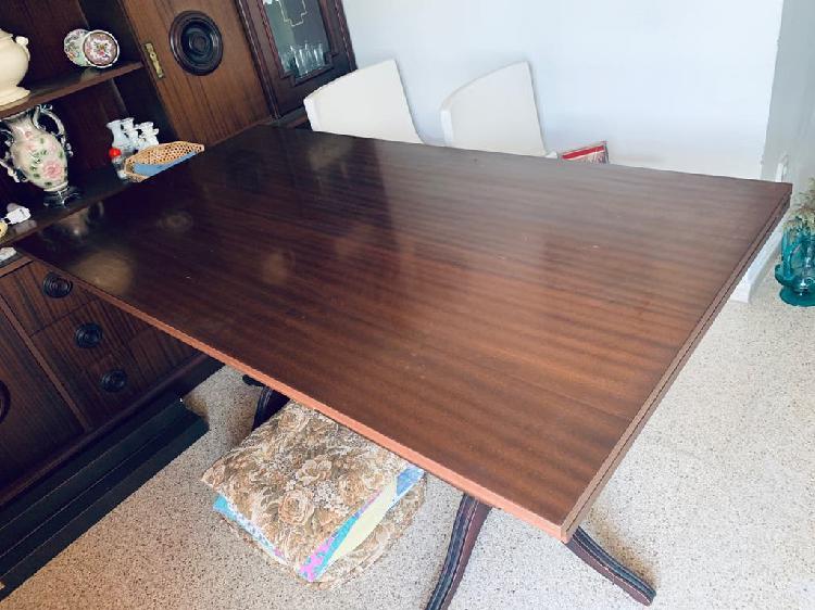 Mesa mallorquina comedor madera maciza