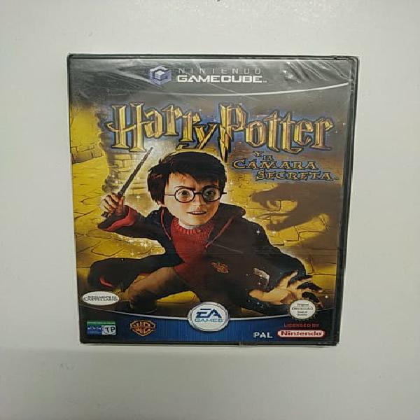 Nuevo harry potter y la camara secreta game cube