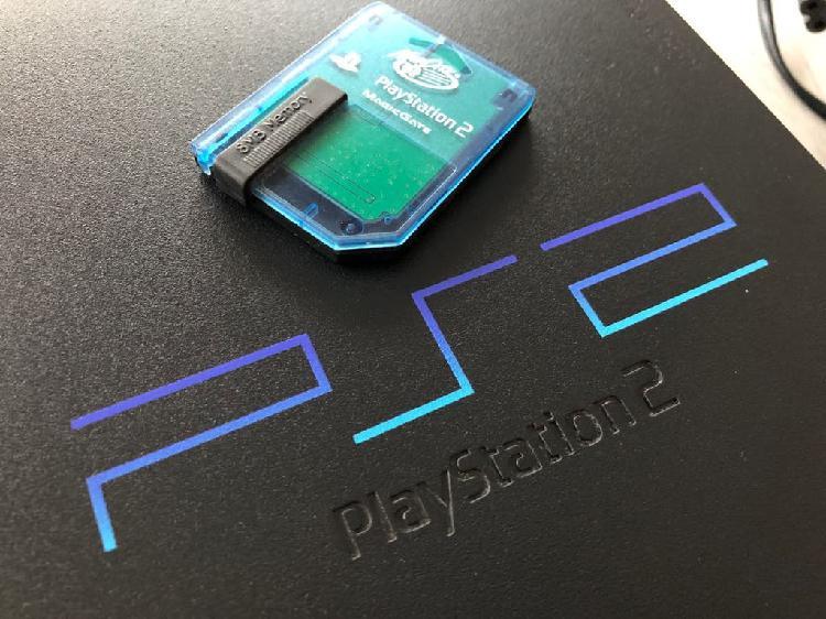 Ps2 de sony + pack juegos y cámara eyetoy