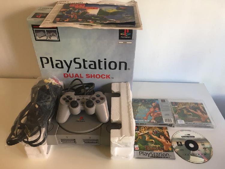 Playstation 1 completa