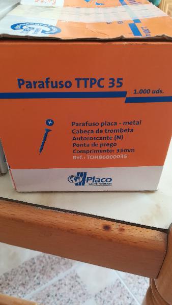 Tornillos ttpc 35 y 45(aprox. 2000 un.)