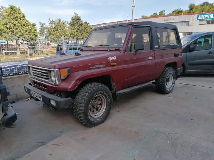 Toyota land cruiser 1991