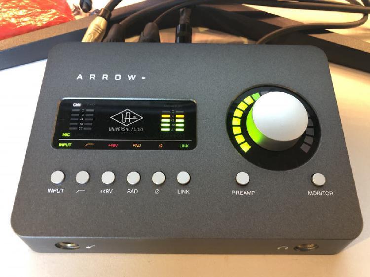 Uad universal audio arrow