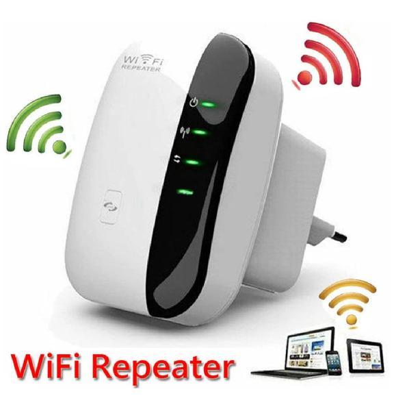 Wifi amplificador extensor inalámbrico 300mbps