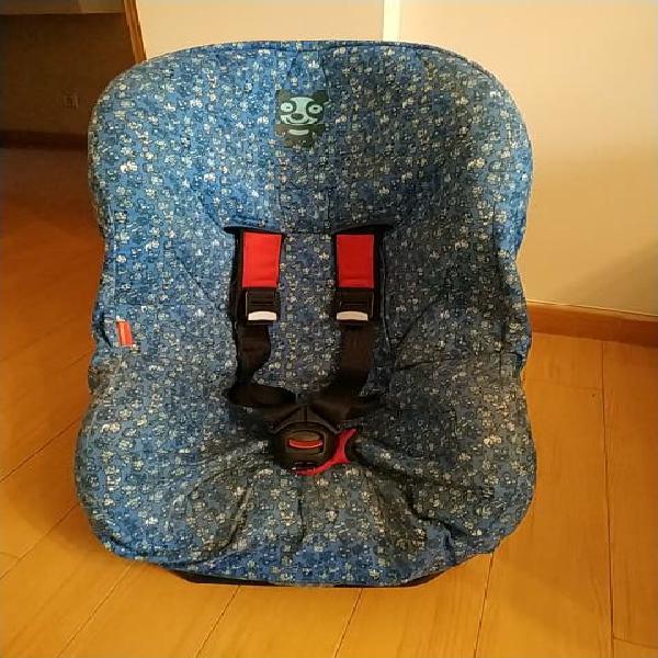 Funda universal para silla de auto grupo 1 y 2