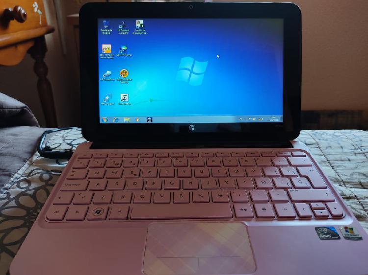 Portátil hp mini notebook
