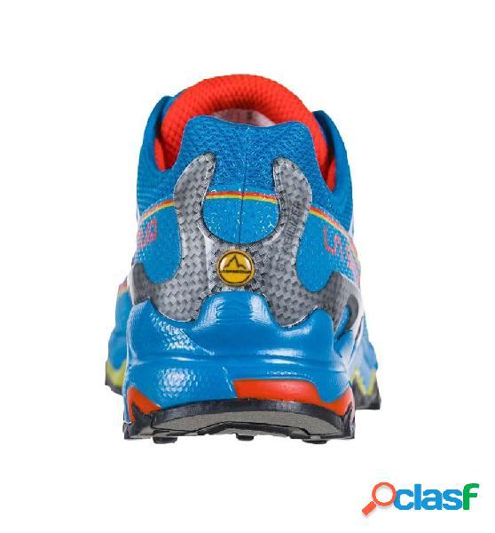 Zapatillas trail la sportiva ultra raptor 41.5 azul