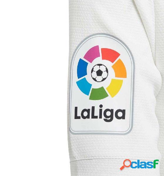 Conjunto - equipación rmadrid futbol adidas 152 blanco