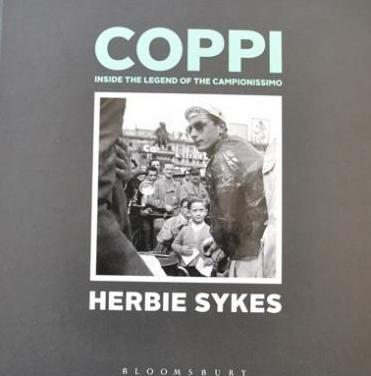 18.- libro biográfico de fausto coppi.