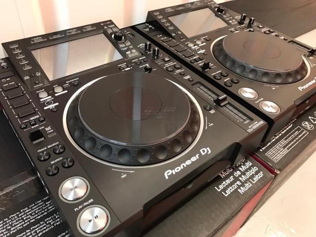 2x pioneer cdj 2000nxs2 y 1x djm 900nxs2 mixer por 2000