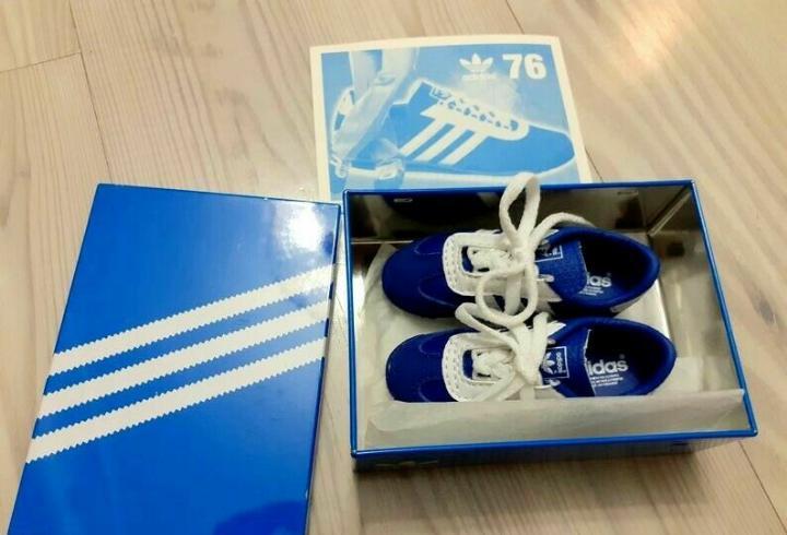 Adidas originals mini museum collection sl76 míticas