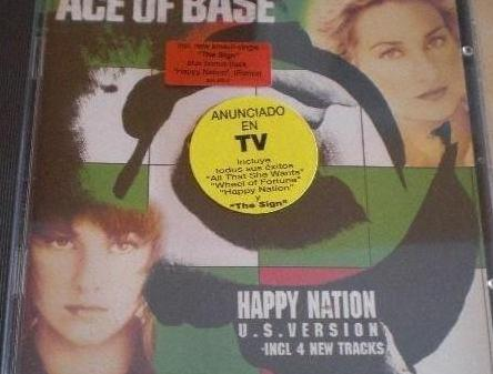 Ace of base - happy nation bso