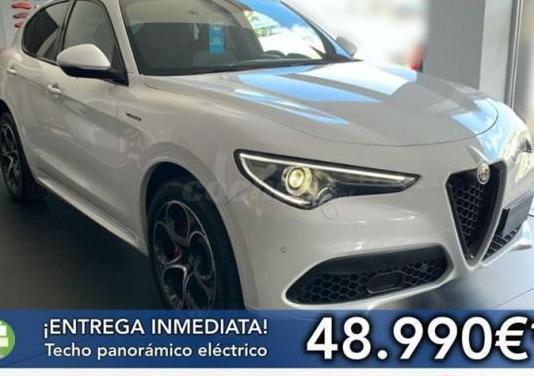 Alfa romeo stelvio 2.0 gasolina 206kw 280cv veloce