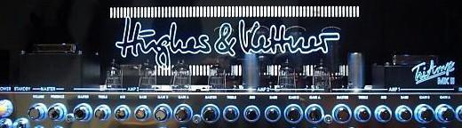 Amplificador hughes & kettner triamp mkii 100w