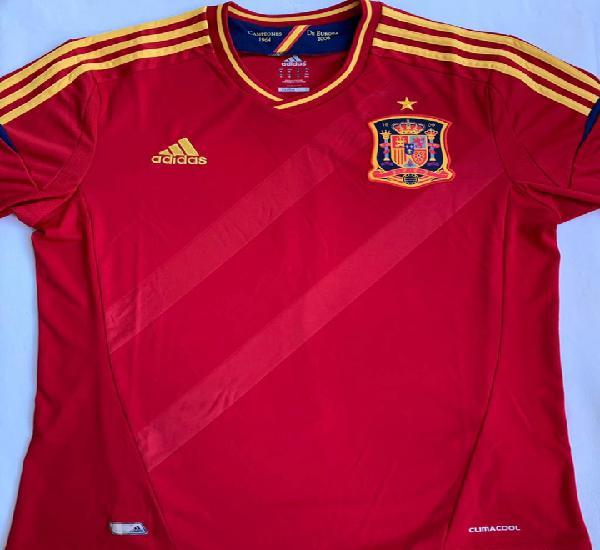 Camiseta selección española futbol 2012