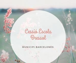 Cessió escola bressol/traspaso guarderia barcelona