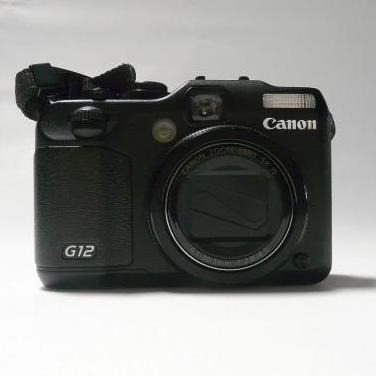Cámara canon powershot g12
