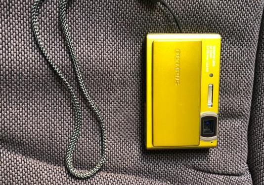 Cámara foto digital olympus