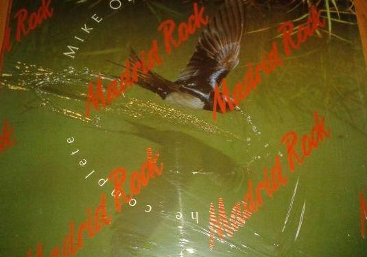 Doble lp mike oldfield the complete