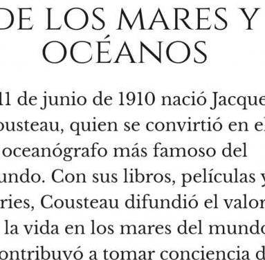 Filmografía de jacques cousteau