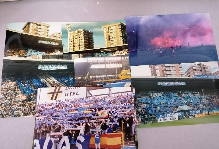 Fotos y fotomontajes oviedo symmachiarii brigadas azules