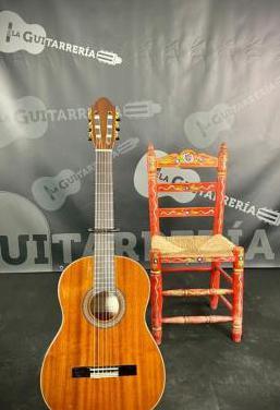 Guitarra antonio fernández