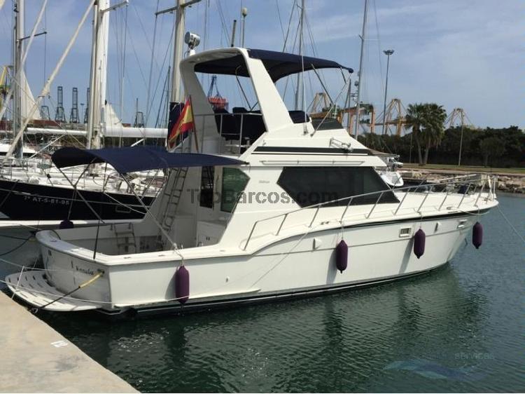 Hatteras yachts 45