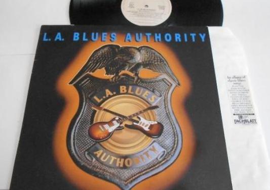 L. a. blues authority-lp germany, interesados rec