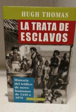 Libro la trata de esclavos