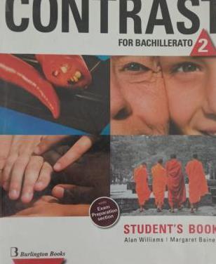 Libro inglés 2 bachillerato. burlington.