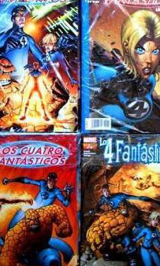 Los cuatro fantásticos - forum - vol 5. completa