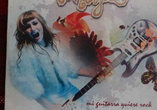 Mar orfila mi guitarra quiere rock