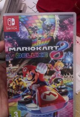 Mario kart deluxe 8 switch