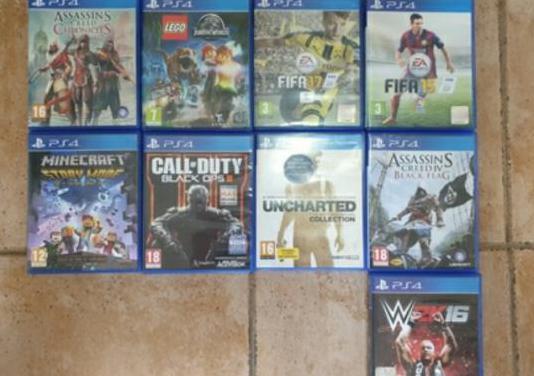 Play 4 juegos mando