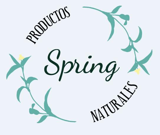 Productos naturales spring