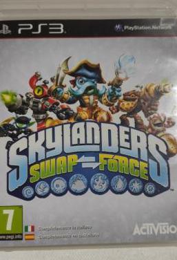 Skylander swap force ps3 pal usado