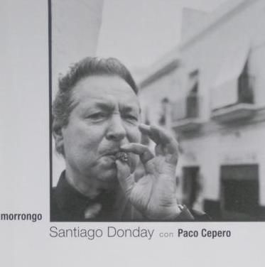 Santiago donday con manolo cepero. morrongo. cd