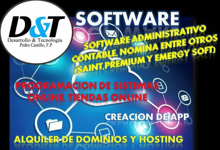 Software saint,premium soft y emergy soft