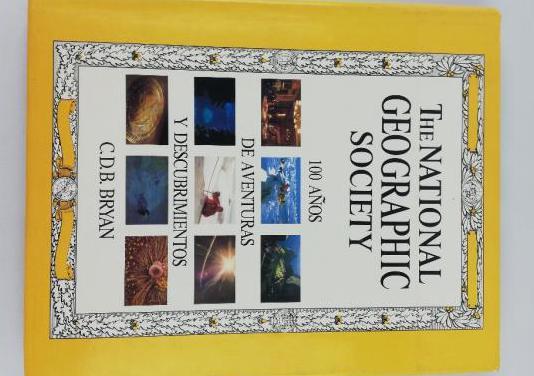 The national geographic society 1ª edicion