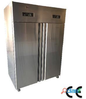 Armario de acero inox de refrigeracion 2 puertas.. 994 €...